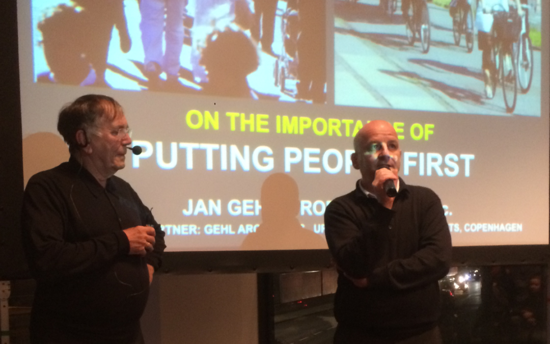 Jan Gehl @BZ-putting people first