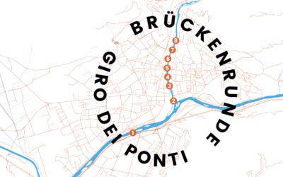 Giro dei Ponti – Brückenrunde 12.5.2018