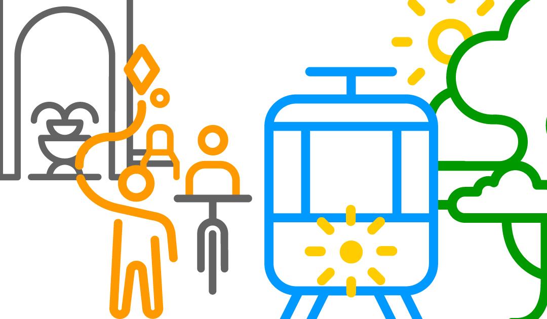 Visioni per una Bolzano con un nuovo tram